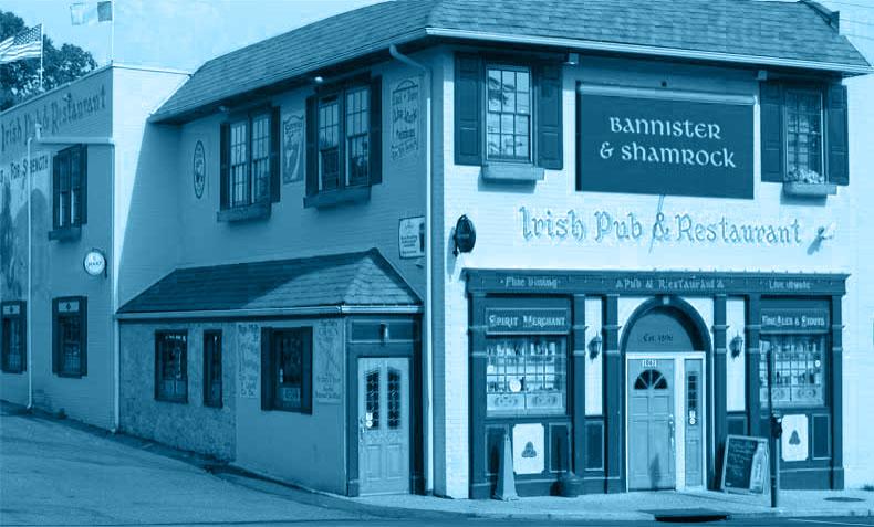bannister-and-shamrock