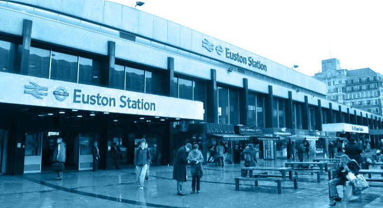 Euston-Station